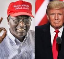 «Dieu est grand!»: le frère d'Obama se félicite de la victoire de Trump