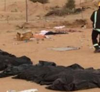 Arabie saoudite: 53 pèlerins tués et blessés dans un accident de la route