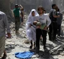 Syrie : La France bombarde des enfants