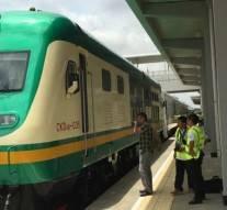 Le Nigeria inaugure son 1er TGV