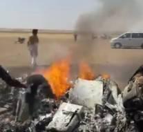 Un hélicoptère de l'armée russe abattu en Syrie