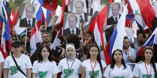 Comment Poutine en est arrivé à dominer le Moyen-Orient