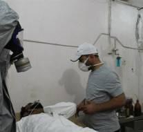 Attaque chimique d'Alep, œuvre des amis « modérés » des Etats-Unis