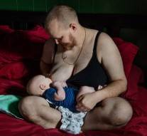 Vidéo : Aux USA, un homme enceint va accoucher de son première enfant le mois prochain
