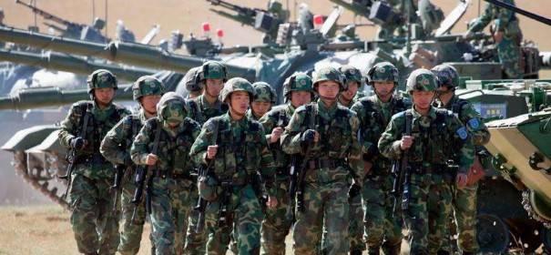 Les forces spéciales chinoises bientôt en Syrie