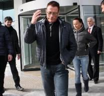 Van Damme : « Les USA doivent se rendre à Moscou, boire de la vodka avec Poutine et faire la paix»