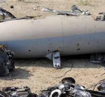 Un avion d'espionnage saoudien abattu à Asir