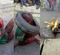 Nigeria : Un enfant de 7 ans a été brûlé vif pour avoir tenté de voler de la farine de manioc