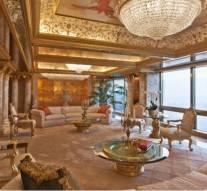La maison de Trump plus luxueuse que la maison blanche