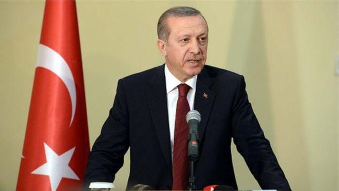 Erdogan : le monde devrait reconnaître »Jérusalem comme capitale palestinienne»