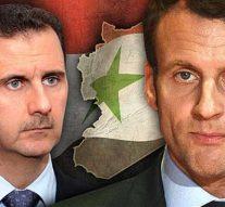 Assad : « Macron, fermes ta sale bouche. Celui qui soutient le terrorisme n'a pas le droit de parler de paix »
