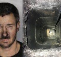 Coincé dans la cheminée, le cambrioleur appelle la police