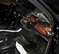 Migration vers l'Espagne :  un enfant de 12 ans retrouvé caché dans le tableau de bord d'une voiture