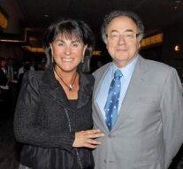 Le milliardaire Sherman et sa femme tués par strangulation dans leur domicile