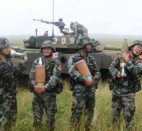 L'armée chinoise s'est précipitée à la frontière nord-coréenne en « préparation à la guerre »