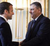 Macron défie Poutine: il reçoit les «rats» à l'Elysée