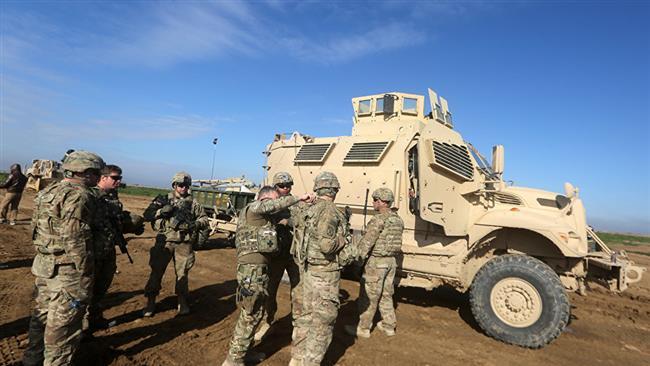 Pour aider les kurdes à diviser la Syrie en deux pays, les USA ont implanté 14 bases militaires en Syrie