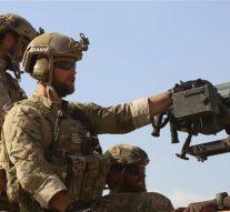 Les Américains tirent sur l'armée irakienne