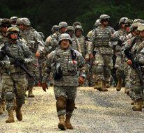 L'armée américaine se prépare à attaquer la Syrie