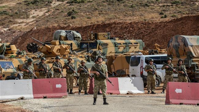 La Turquie menace de guerre la Syrie