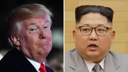 Très désespéré, Donald Trump prêt à discuter avec Kim Jong-Un