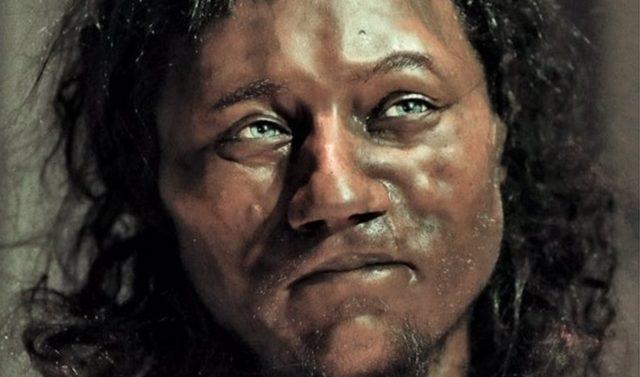 L'ancêtre des Britanniques était un noir aux yeux bleus