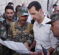 Syrie : trois bases souterraines sûres ont été mises en place pour Bachar al-Assad