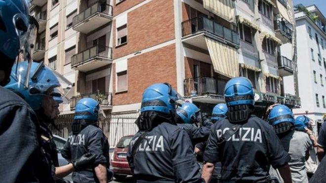 Florence: un Italien tue un Sénégalais choisi au hasard