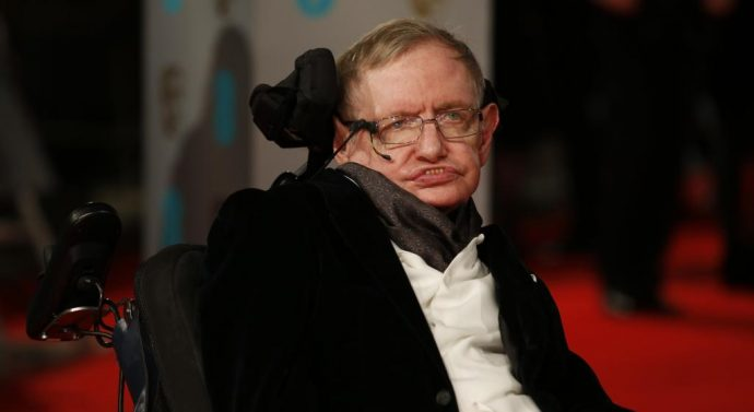 Le physicien Stephen Hawking est décédé