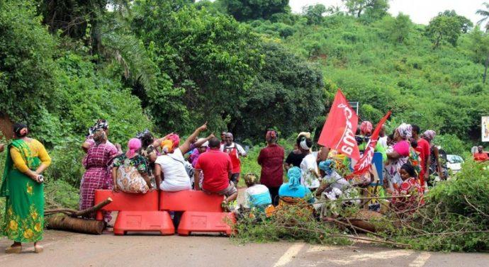 L'œuvre négative du colonialisme à Mayotte: îlot de pauvreté dans un océan de misère