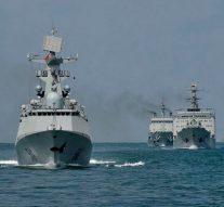 Des navires de guerre chinois en Méditerranée reçoivent l'ordre de rallier la marine russe en cas d'une attaque massive contre la Syrie