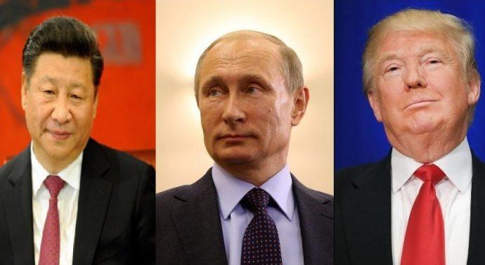 Top 10 des personnalités les plus puissantes du monde en 2018
