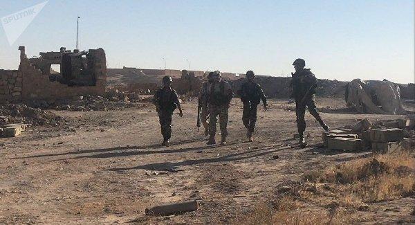 Des militaires russes tués en Syrie dans un pilonnage des extrémistes