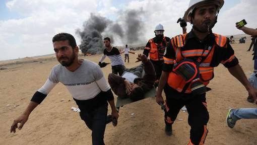 37 Palestiniens tués et des centaines de blessés à Gaza