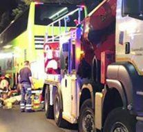 Un migrant guinéen mort écrasé par un bus en Belgique