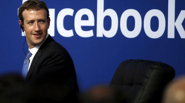 Facebook perd 114 milliards de dollars en Bourse, et Zuckberg passe du 4ème  au 7ème  homme le plus riche du monde