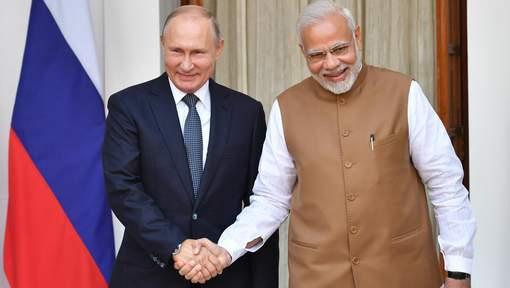 L'Inde achète des missiles S-400 à la Russie, les États-Unis piquent une crise