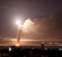 Israël frappe la Syrie, plusieurs de ses missiles ont été abattus
