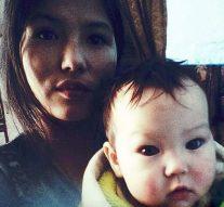 Un bébé de onze mois 'est brûlé à mort dans un four par ses grands-parents russes ivres' alors que sa mère était absente
