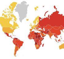 Classement complet des pays les plus corrompus au monde