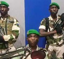 Tentative de coup d'Etat militaire au Gabon