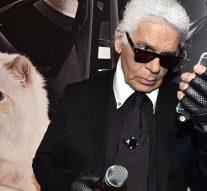 Karl Lagerfeld, directeur de Chanel, est mort. Son chat pourrait hériter sa fortune de 273 millions de dollars