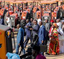 Le Sénégal lance une usine de montage de tracteurs