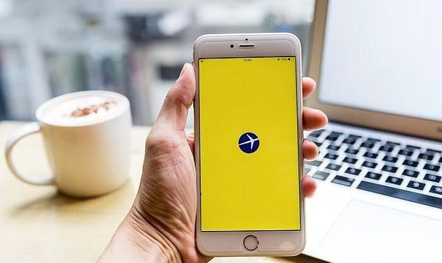 Les applications iPhone populaires vous enregistrent secrètement! Parmi les entreprises qui capturent votre écran, Expedia et Hollister (et les données pourraient tomber entre les mains de criminels)