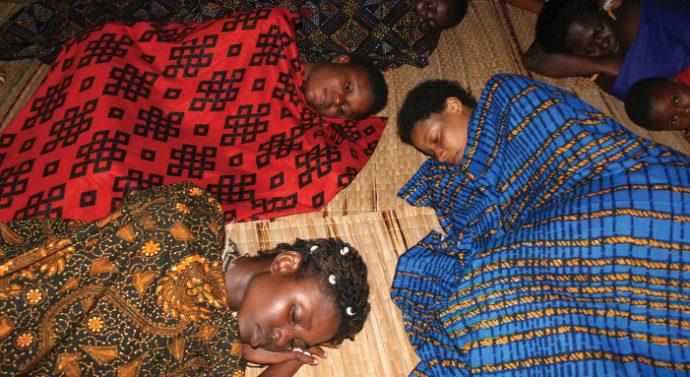 Des filles d'Afrique de l'Ouest offertes en esclavage sexuel en tant qu' «épouses de dieux»