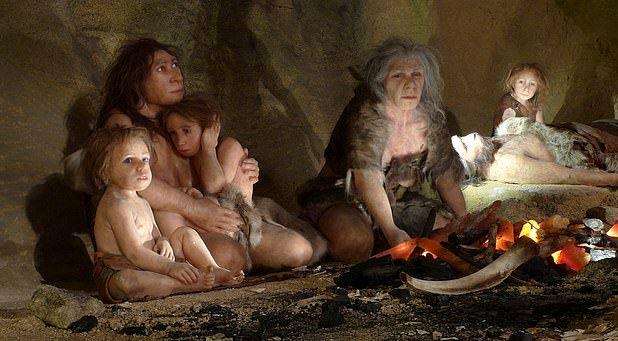 Les néandertaliens étaient des cannibales
