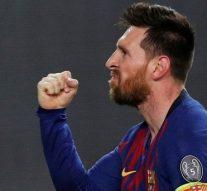 Messi remporte le prix du meilleur joueur de la FIFA pour la troisième année consécutive