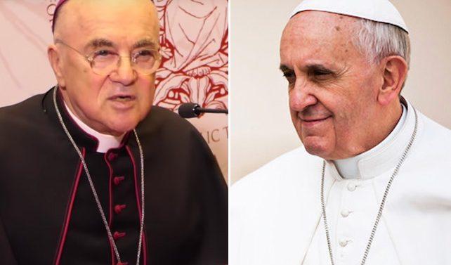 Un ancien ambassadeur du Vatican accuse le pape de mentir au sujet d'abus sexuels