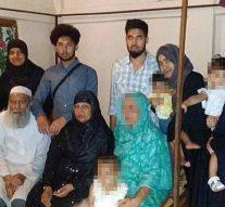 Une famille entière britannique qui avait rejoint Daech en Syrie est morte