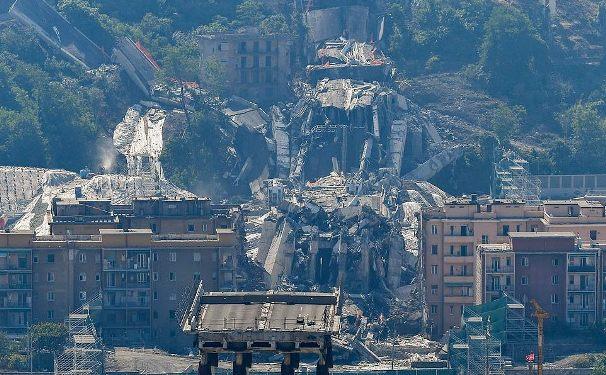L'effondrement d'un pont cause la mort à 43 personnes en Italie